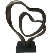 Heart Sculpture / Bronze Sculpture
