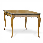 AM Classic Furniture Extending Dining Table in French Style
