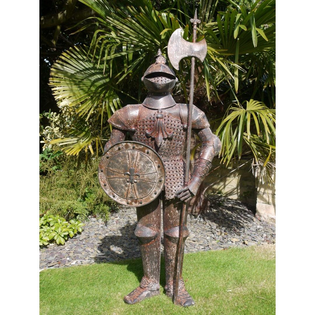 Buy Decorative Full Suit Of Armor Swanky Interiors