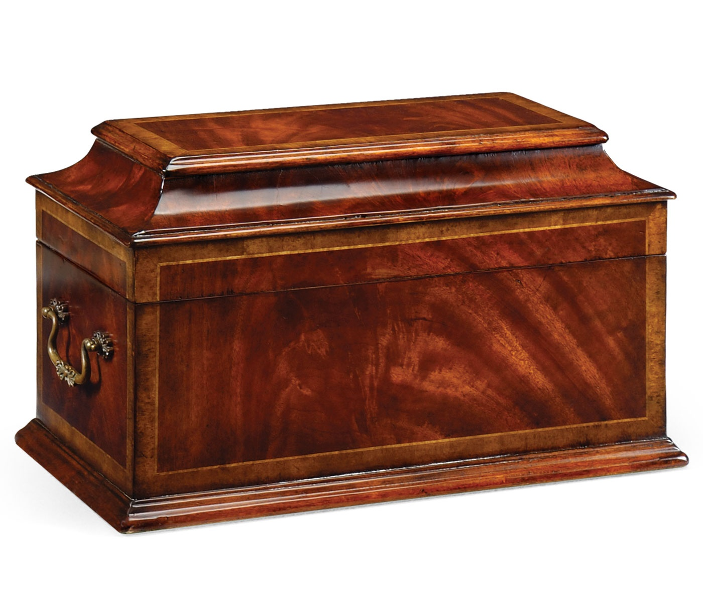 Mahogany Jewellery Box Swanky Interiors
