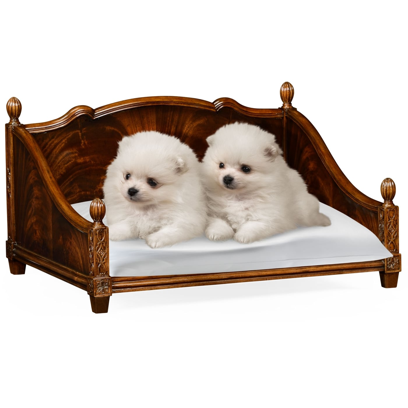 Luxury Four Poster Dog Bed Swanky Interiors